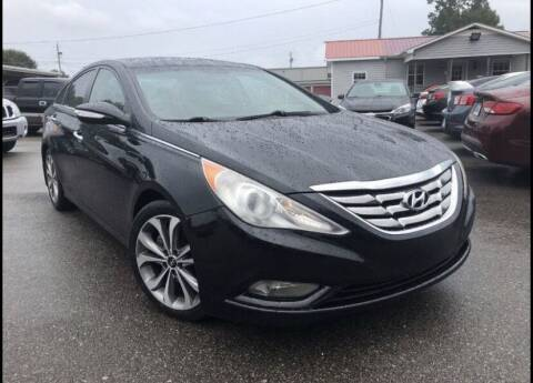 2011 Hyundai Sonata for sale at Innovative Auto Group in Hasbrouck Heights NJ