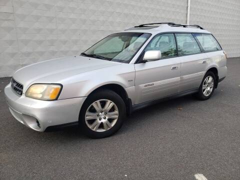 2004 Subaru Outback for sale at Positive Auto Sales, LLC in Hasbrouck Heights NJ