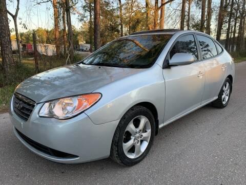 2009 Hyundai Elantra for sale at Next Autogas Auto Sales in Jacksonville FL