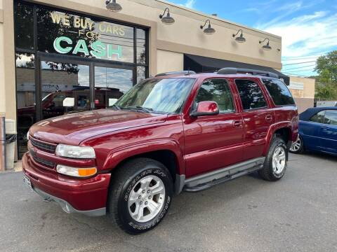 2003 Chevrolet Tahoe for sale at Wilson-Maturo Motors in New Haven CT