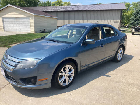 2012 Ford Fusion for sale at Dakota Auto Inc. in Dakota City NE