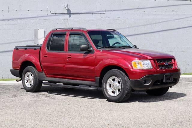 2003 Ford Explorer Sport Trac for sale at No 1 Auto Sales in Hollywood FL
