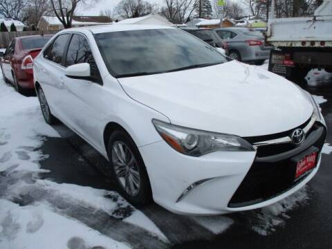 2017 Toyota Camry for sale at GENOA MOTORS INC in Genoa IL