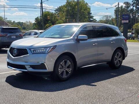 2018 Acura MDX for sale at Gentry & Ware Motor Co. in Opelika AL