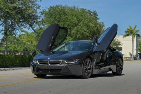 2015 BMW i8 for sale at EURO STABLE in Miami FL