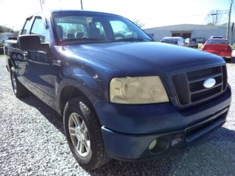 2008 Ford F-150 for sale at PICAYUNE AUTO SALES in Picayune MS