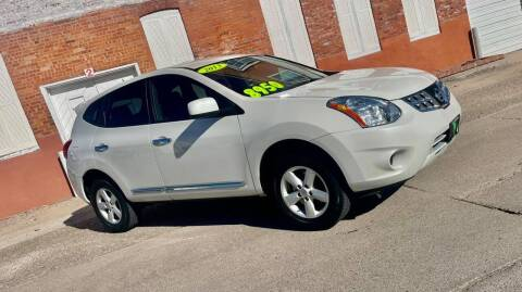 2013 Nissan Rogue for sale at Island Auto Express in Grand Island NE