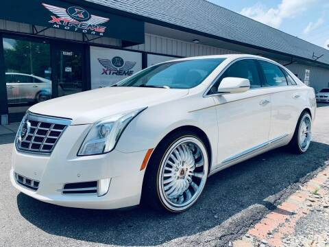 2013 Cadillac XTS for sale at Xtreme Motors Inc. in Indianapolis IN