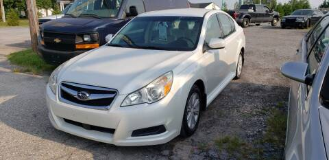 2010 Subaru Legacy for sale at Tower Motors in Taneytown MD