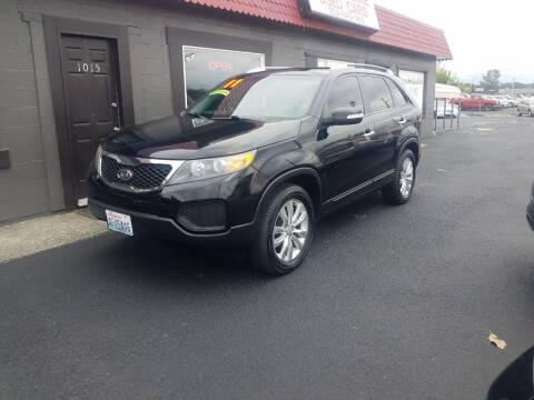 2011 Kia Sorento for sale at Bonney Lake Used Cars in Puyallup WA