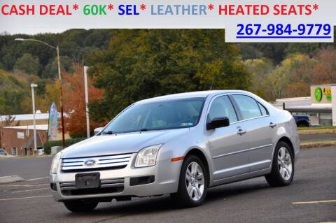 2009 Ford Fusion for sale at T CAR CARE INC in Philadelphia PA