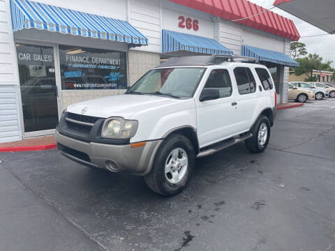 2004 Nissan Xterra for sale at Riviera Auto Sales South in Daytona Beach FL