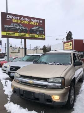2005 Chevrolet TrailBlazer EXT for sale at Direct Auto Sales+ in Spokane Valley WA