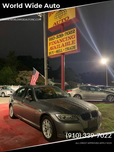 2010 BMW 3 Series for sale at World Wide Auto in Fayetteville NC