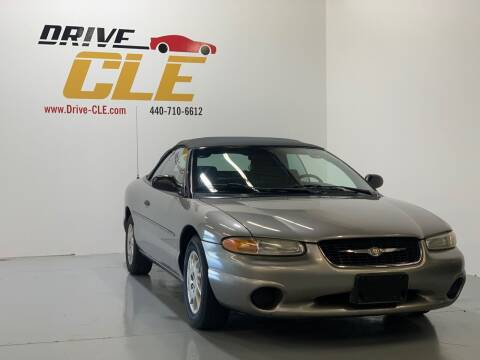 1999 Chrysler Sebring for sale at Drive CLE in Willoughby OH