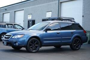2008 Subaru Outback for sale at Overland Automotive in Hillsboro OR