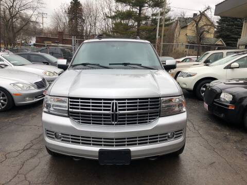 2010 Lincoln Navigator L for sale at Six Brothers Auto Sales in Youngstown OH