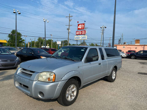 2003 Nissan Frontier for sale at 4th Street Auto in Louisville KY