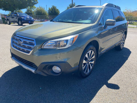 2016 Subaru Outback for sale at Steve Johnson Auto World in West Jefferson NC