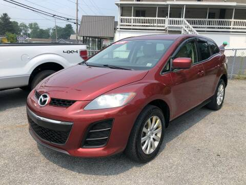 2011 Mazda CX-7 for sale at JB Auto Sales in Schenectady NY