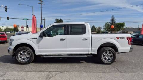 2017 Ford F-150 for sale at Alvarez Auto Sales in Kennewick WA