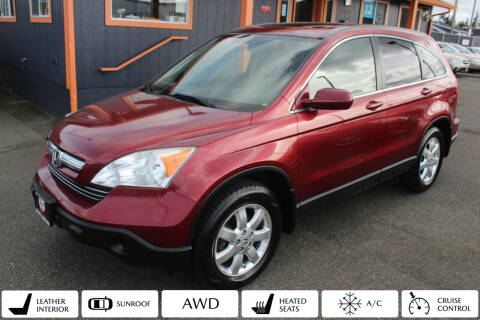2008 Honda CR-V for sale at Sabeti Motors in Tacoma WA