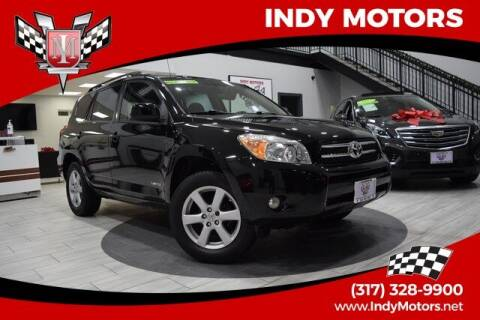 2007 Toyota RAV4 for sale at Indy Motors Inc in Indianapolis IN