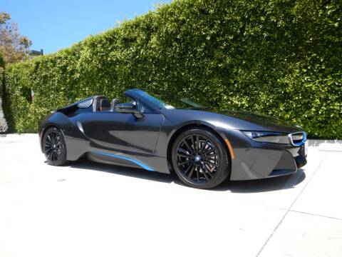 2019 BMW i8 for sale at California Cadillac & Collectibles in Los Angeles CA