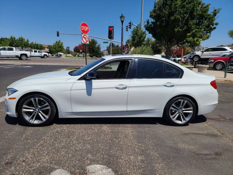 2015 BMW 3 Series for sale at Coast Auto Sales in Buellton CA