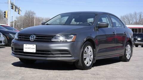 2017 Volkswagen Jetta for sale at Cars-KC LLC in Overland Park KS