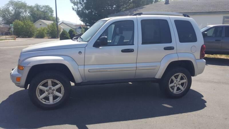 2006 Jeep Liberty for sale at BRAMBILA MOTORS in Pocatello ID