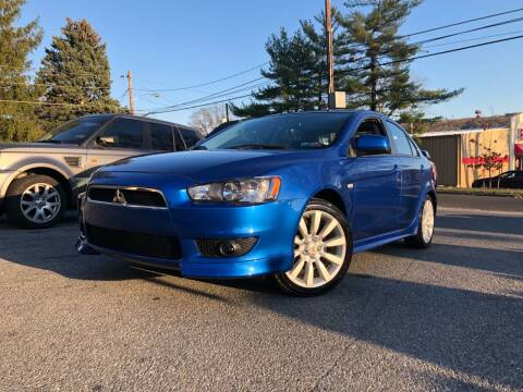 2010 Mitsubishi Lancer for sale at Keystone Auto Center LLC in Allentown PA