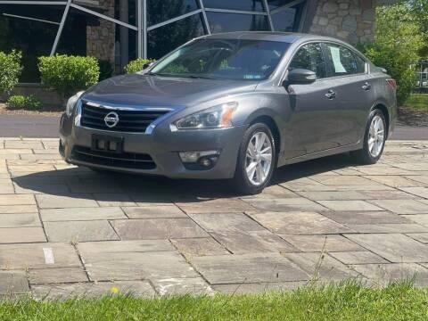 2013 Nissan Altima for sale at Glacier Auto Sales in Wilmington DE