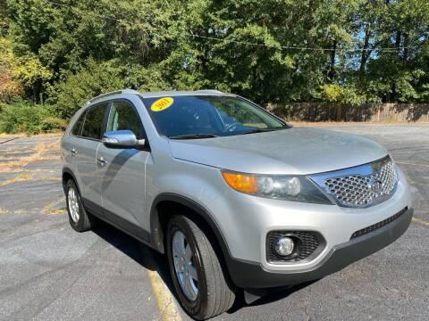 2011 Kia Sorento for sale at Peach Auto Sales in Smyrna GA