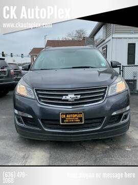 2013 Chevrolet Traverse for sale at CK AutoPlex in Crystal City MO