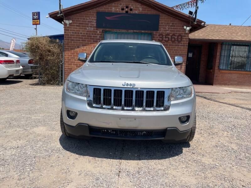 2011 Jeep Grand Cherokee for sale at Auto Click in Tucson AZ
