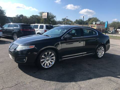 2009 Lincoln MKS for sale at BWK of Columbia in Columbia SC