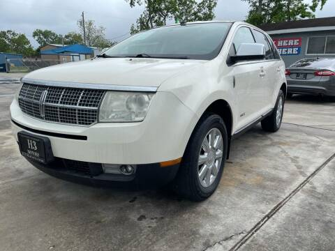 2008 Lincoln MKX for sale at H3 MOTORS in Dickinson TX