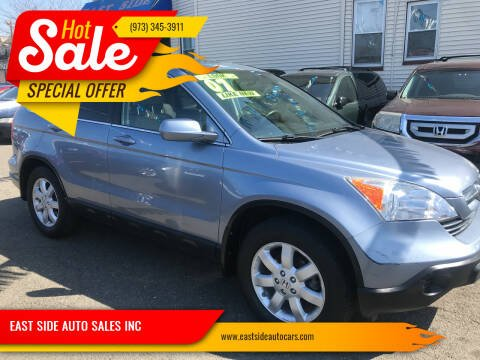 2007 Honda CR-V for sale at EAST SIDE AUTO SALES INC in Paterson NJ