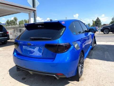2010 Subaru Impreza for sale at ELITE MOTOR CARS OF MIAMI in Miami FL