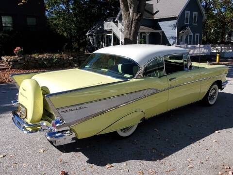 1957 Chevrolet Bel Air for sale at Carroll Street Auto in Manchester NH