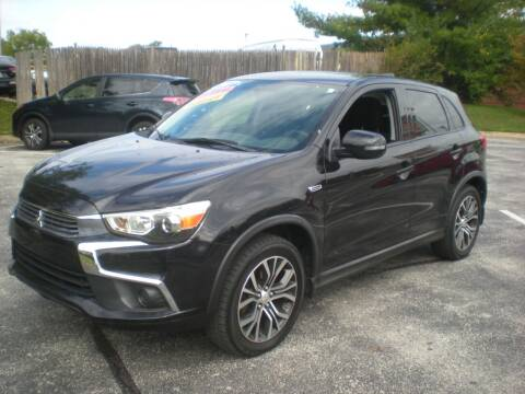 2017 Mitsubishi Outlander Sport for sale at 611 CAR CONNECTION in Hatboro PA