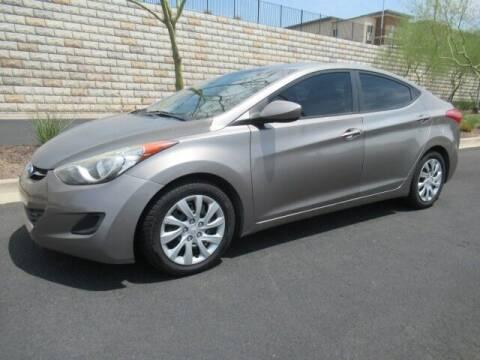 2013 Hyundai Elantra for sale at AUTO HOUSE TEMPE in Tempe AZ