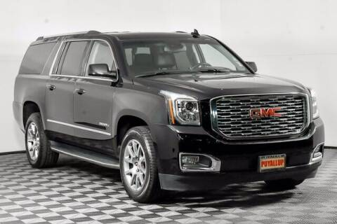 2019 GMC Yukon XL for sale at Chevrolet Buick GMC of Puyallup in Puyallup WA