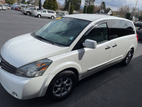 2007 Nissan Quest for sale at Westside Motors in Mount Vernon WA