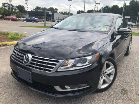 2013 Volkswagen CC for sale at Carterra in Norfolk VA