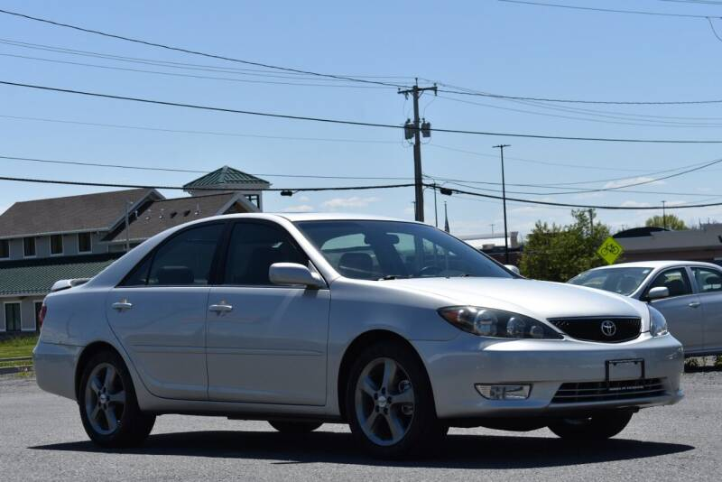 2005 Toyota Camry for sale at Broadway Garage of Columbia County Inc. in Hudson NY