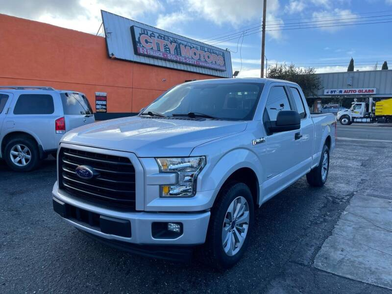 2017 Ford F-150 for sale at City Motors in Hayward CA