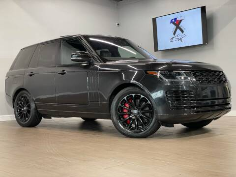 2018 Land Rover Range Rover for sale at TX Auto Group in Houston TX
