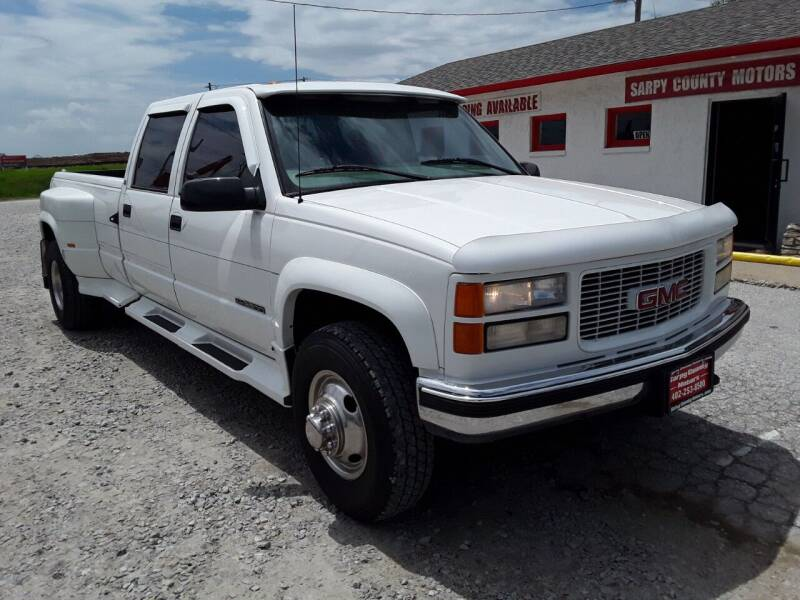 2000 GMC C/K 3500 Series for sale at Sarpy County Motors in Springfield NE